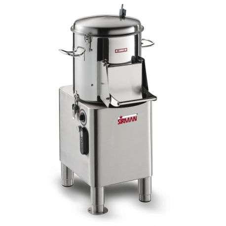 Masina de curatat cartofi 10 kg