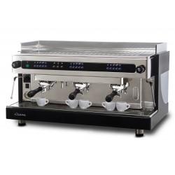 Expresor cafea automat cu 3 grupuri
