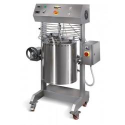 Masina procesat creme 200 litri