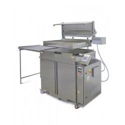 Friteuza profesionala automata pentru gogosi, 67 litri