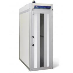 Dospitor cu o usa, 2 carucioare (60x80 mm), pentru cuptor rotativ