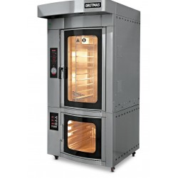 Cuptor patiserie BROTMAS, 10 tavi electric