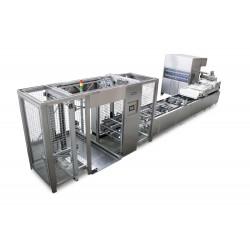 Linie automata de prelucrare paine