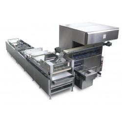 Linie automata de prelucrare paine 4000 mm