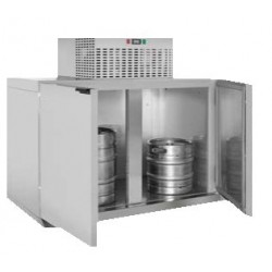 Dulap frigorific pentru bere, 4 keg