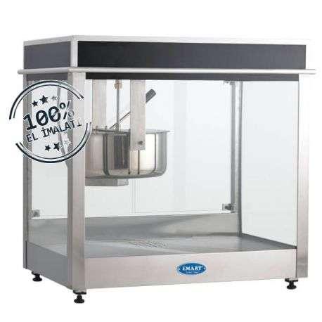 Aparat/ Masina popcorn, 950x650x950 mm