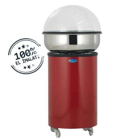 Aparat/Masina vata de zahar, 600x600x1500 mm