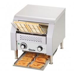 Toaster tip tunel