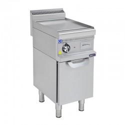Plita (Grill) electrica 400x630 cu dulap depozitare