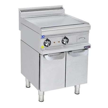 Plita (Grill) electrica 600x630 cu dulap depozitare
