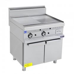 Plita (Grill) gaz, 800x700 cu suport