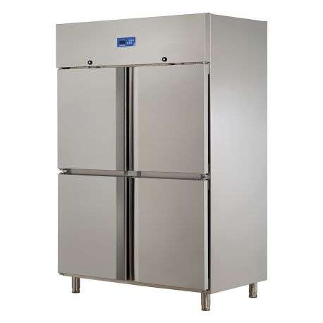 Frigider/Dulap frigorific cu 4 usi, 1410 litri