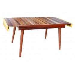 Masa pliabila din lemn de nuc