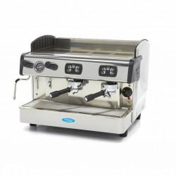 Expresor cafea profesional,grande cu doua grupuri, boiler 11,50 litri