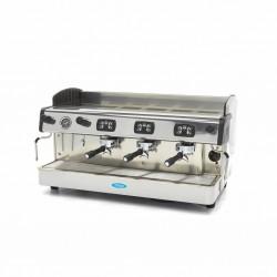 Expresor cafea profesional,grande cu doua grupuri, boiler 17,5 litri