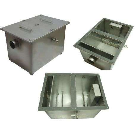 Separator grasimi, 1280x800x1080 mm