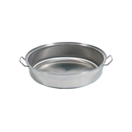 Cratita inox cu manere, 25 litri