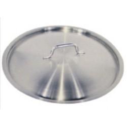 Capac inox mat, 240 mm
